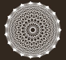 18 Simplex Graph (White) by cadellin