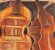 Bass Groove by Vonderhaar-Art