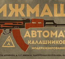AK-47 (Grey) by Daviz Industries
