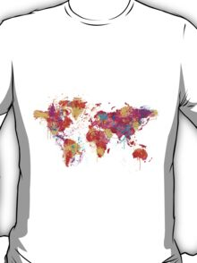 Mother Earth Crying T-Shirt