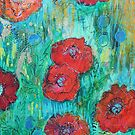 Wild Poppies by Maria Pace-Wynters