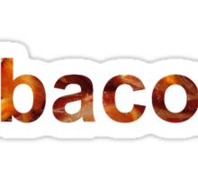 #bacon hashtag bacon texture Sticker
