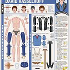 poseable david hasselhoff by erreeme
