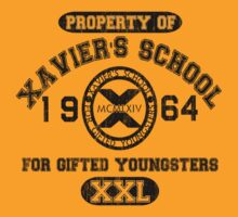 Xavier's School by lingus
