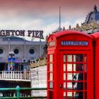 Phone Home - Brighton - Orton by Colin  Williams Photography