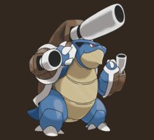 Blastoise - Pokemon by Angio