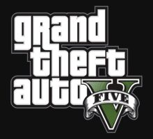 GTA V Logo by Angio