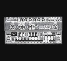TB-303 bass synth by razorcuts
