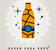 My SUPER SODA POPS No-03 by Chungkong