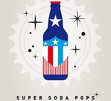 My SUPER SODA POPS No-14 by Chungkong