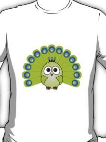 Little Cute Peacock T-Shirt