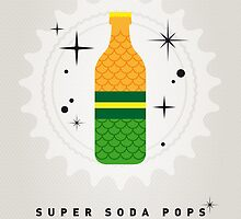 My SUPER SODA POPS No-19 by Chungkong