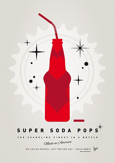 My SUPER SODA POPS No-23 by Chungkong