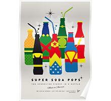 My SUPER SODA POPS No-26 Poster