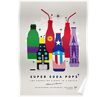 My SUPER SODA POPS No-27 Poster