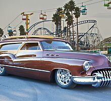 1950 Buick Woody Wagon III by DaveKoontz