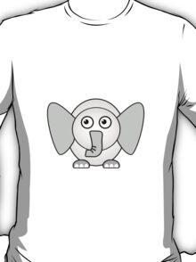 Little Cute Elephant T-Shirt