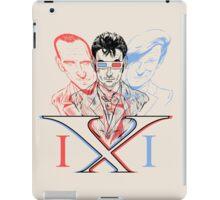 I X I iPad Case/Skin