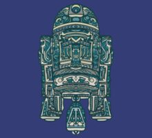 Star Wars R2-D2 by Anatole Chupin