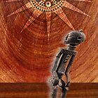 dogon sun on my back by arteology
