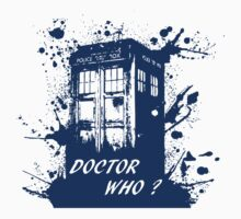 Doctor Who by seazerka