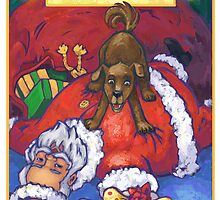 Christmas Wish Card by Traci VanWagoner