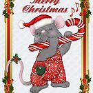 Christmas Santa Mouse Tunes by SpiceTree