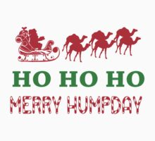 Merry Hump day T-Shirts & Hoodies by mike desolunk