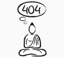 Buddha meditation 404 by Andrei Verner