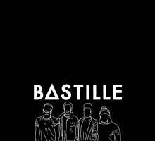 Bastille // In the dead of night by wellsi