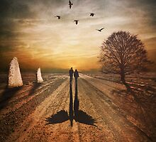 Never Walk Alone by brandiejenkins