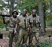Washington DC by Gordon Traill