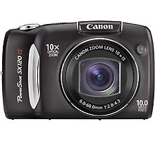Check Review Of Canon Powershot Sx120 Is by ranjet54