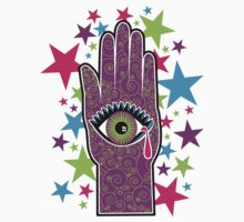 Mystic hand and eye Kids Clothes