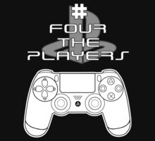 Playstation 4 DualShock 4 Design by TheDorknight