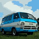 little van by ARTistCyberello