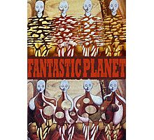 The Fantastic Planet Photographic Print