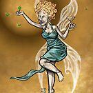 Martini Fairy by Ellen Marcus