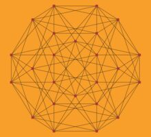 24 Cell Polytope B by cadellin
