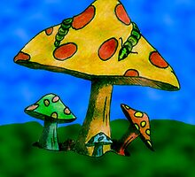 Shrooms by Headstrong
