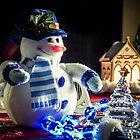 Frosty Jez Chillin' by Randy Turnbow