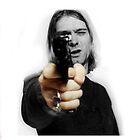 Kurt Cobain - Don't have a gun by rikovski