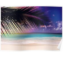 The Beach...Enchanting Summer! Poster