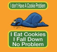 Cookie Monster has a Cookie Problem by RichWilkie