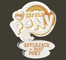 Applejack is Best Pony by everlander