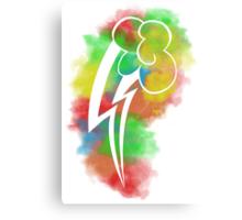 Rainbow Dash Poster Canvas Print
