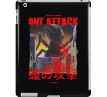 Ant Attack iPad Case/Skin