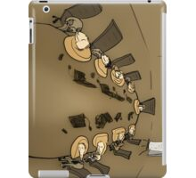 Collective Nap (La Sieste Collective) iPad Case/Skin