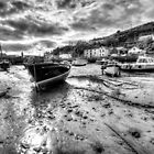 PORTHLEVEN AT LOW TIDE II by PlanetPenwith