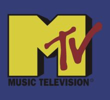 mtv old logo by websta